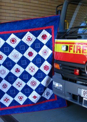 Fireman's Quilt