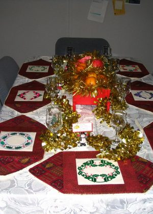 Yuletide Placemats